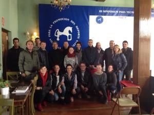 III Simposium Técnicos Equitación