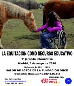 La equitación como recurso educativo